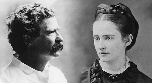 История любви Марка Твена и Оливии Лэнгдон: «С каждым годом люблю тебя все сильнее»