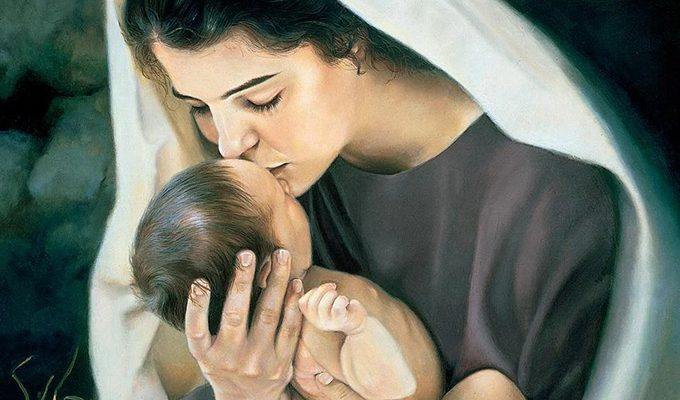 Почему молитва матери имеет такую огромную силу?