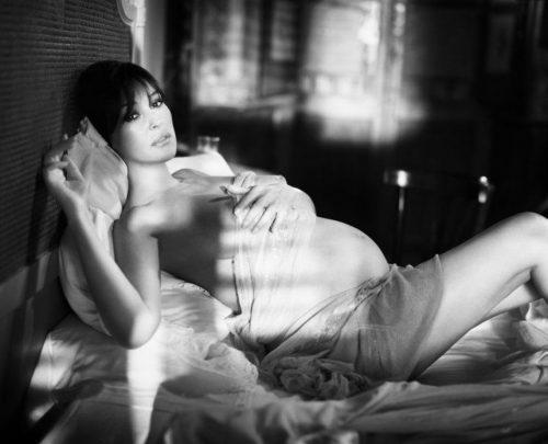 Моника Беллуччи: «Стараюсь принимать дочь такой, какая она есть»