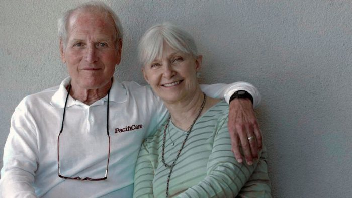 Секрет идеального брака: воодушевляющая история Пола Ньюмана и Джоан Вудворд