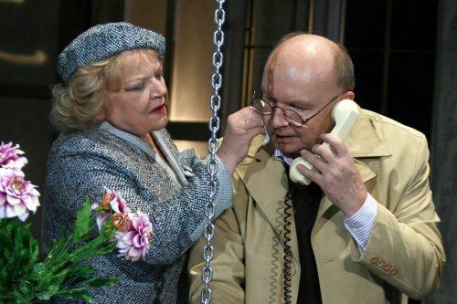 «У любви нет прошедшего времени»: 58 лет тихого счастья Андрея Мягкова и Анастасии Вознесенской